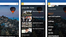 Bing's mobile homepage for iOS and Android gets a new look