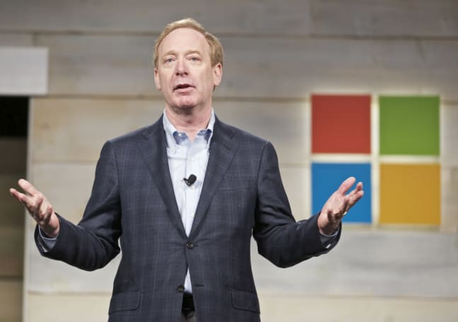 Microsoft asks for exceptions process in Trump's immigration ban