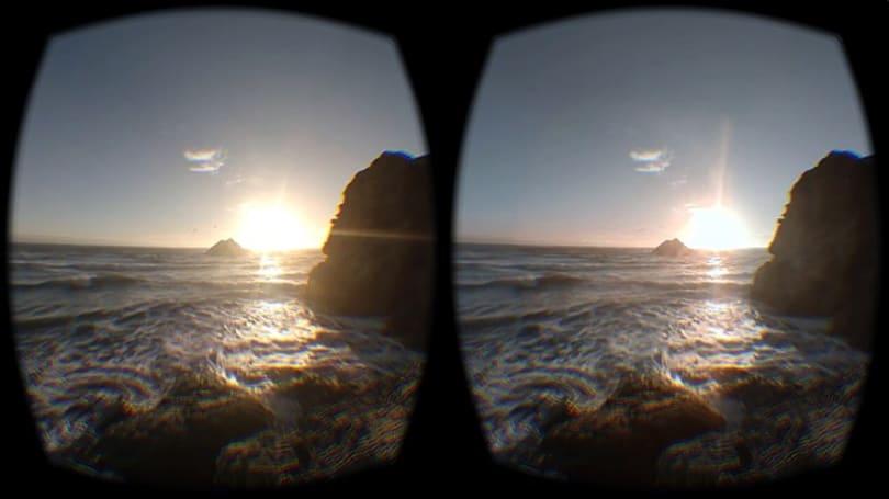 Oculus-exclusive film Zero Point hits Steam today