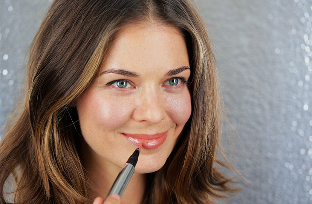 Shop this video: Youth in a tube -- one trick for fuller lips