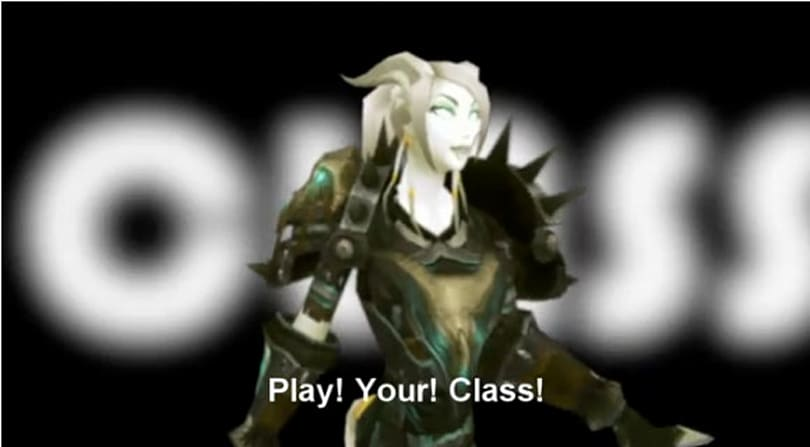 WoW Moviewatch: Play Your Class