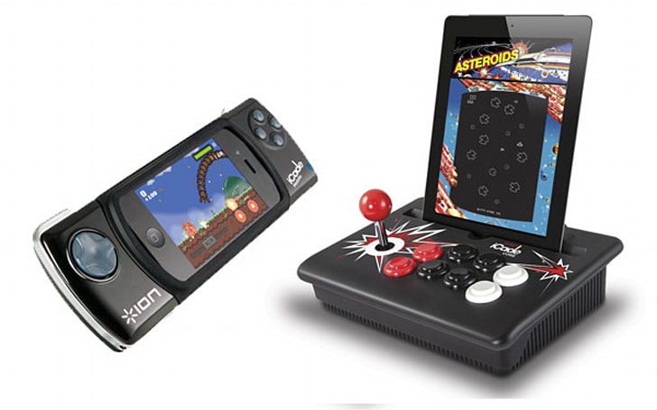 iCade cuts the fat for CES, introduces handheld brother (update: video and iCade Jr.)