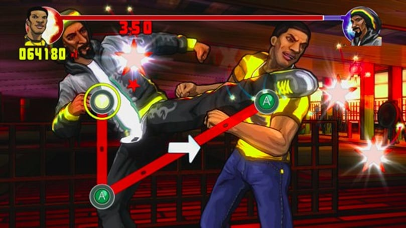 'Way of the Dogg' combines fighting, music games and Snoop