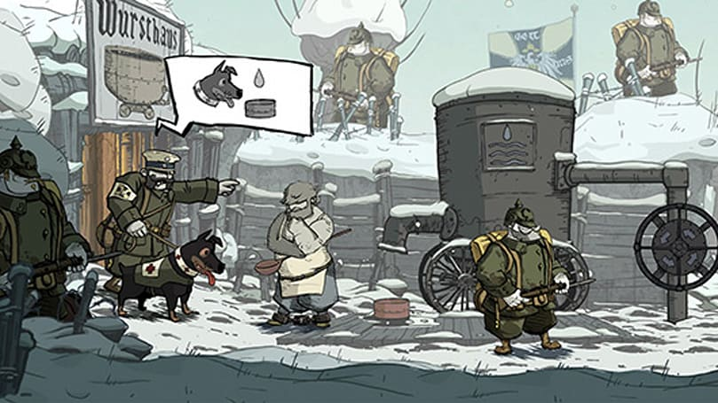 Valiant Hearts, Angry Birds Stella on mobile today