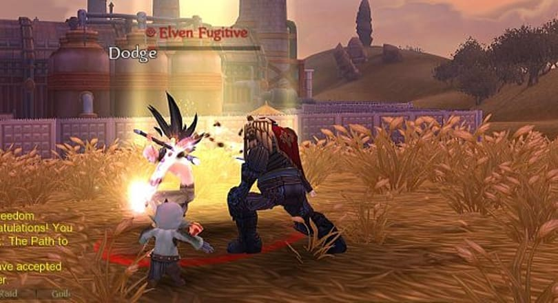 Rise and Shiny revisit: Allods Online