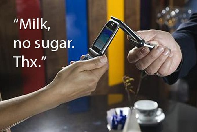 Nokia Hello: breaks down borders, gets the drinks in