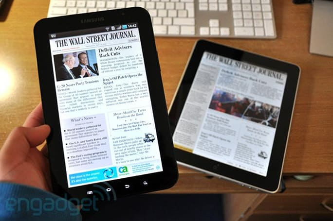 App review: Wall Street Journal Tablet Edition for Android