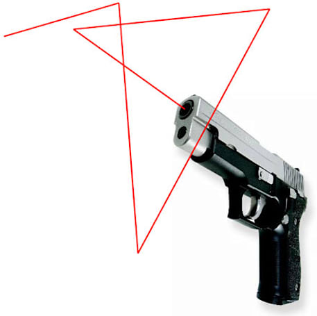 DARPA funds laser-guided bullets