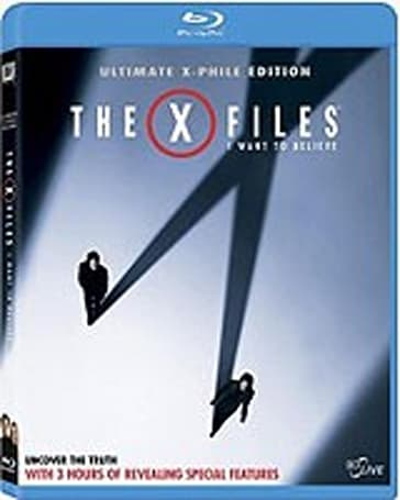 X-Files: I Want To Believe is Fox's first BD-Live title