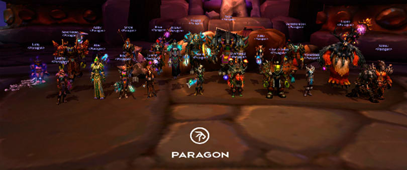 Paragon scores world first mythic Highmaul clear