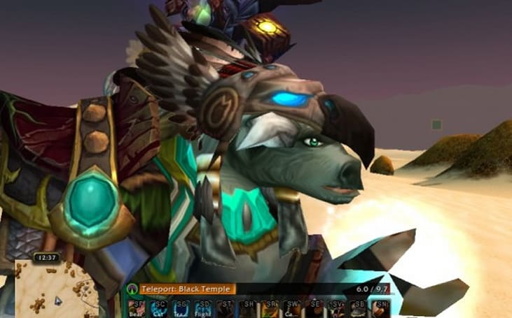 Potions, Portals, and Scrolls of Recall: How to get around Azeroth as quickly as possible