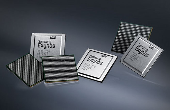 New Samsung chip has two of everything: two cores, 2GHz, 2560 x 1600 graphics