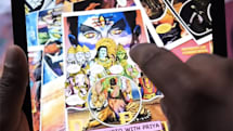 AR comic book spreads awareness about sexual violence in India