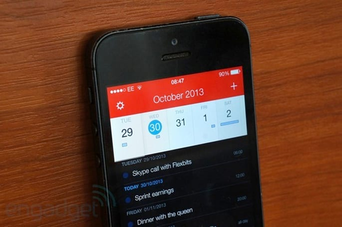 Fantastical 2 for iPhone wants to be your all-in-one calendar and reminder app