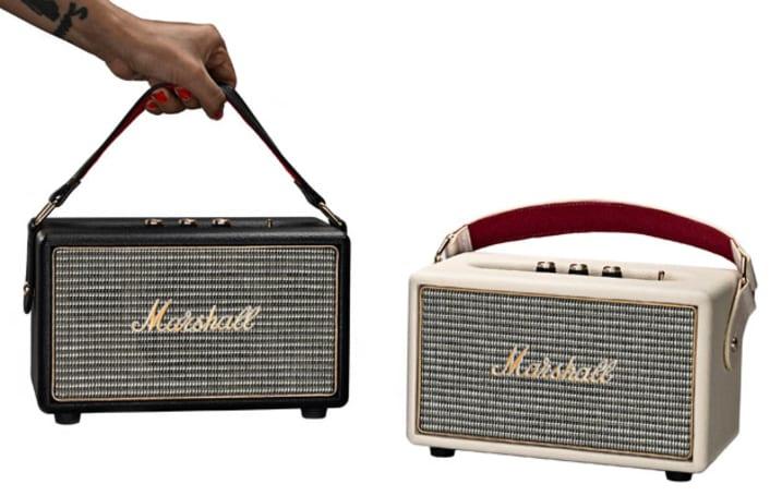 Marshall's Kilburn speaker packs even more guitar amp aesthetics