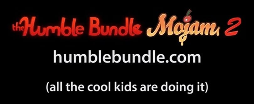 Humble Bundle Mojam 2: The Mojammening live stream up now