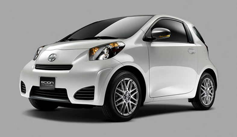 Toyota Scion iQ EV plugs-in for official 2012 launch