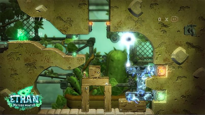 Ethan: Meteor Hunter follows the trail to PS3 this summer