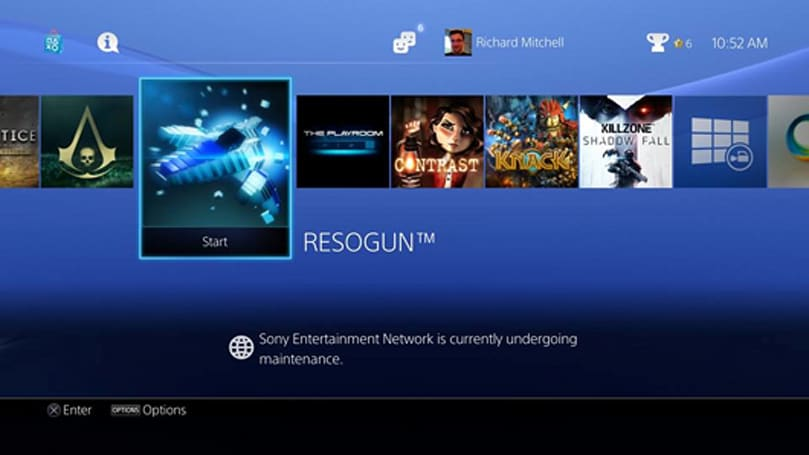 PS4 launch puts strain on Playstation Network