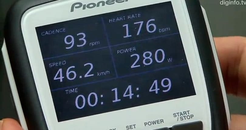 Pioneer engineers Android-powered cyclocomputer, might remind Landis to stop doping
