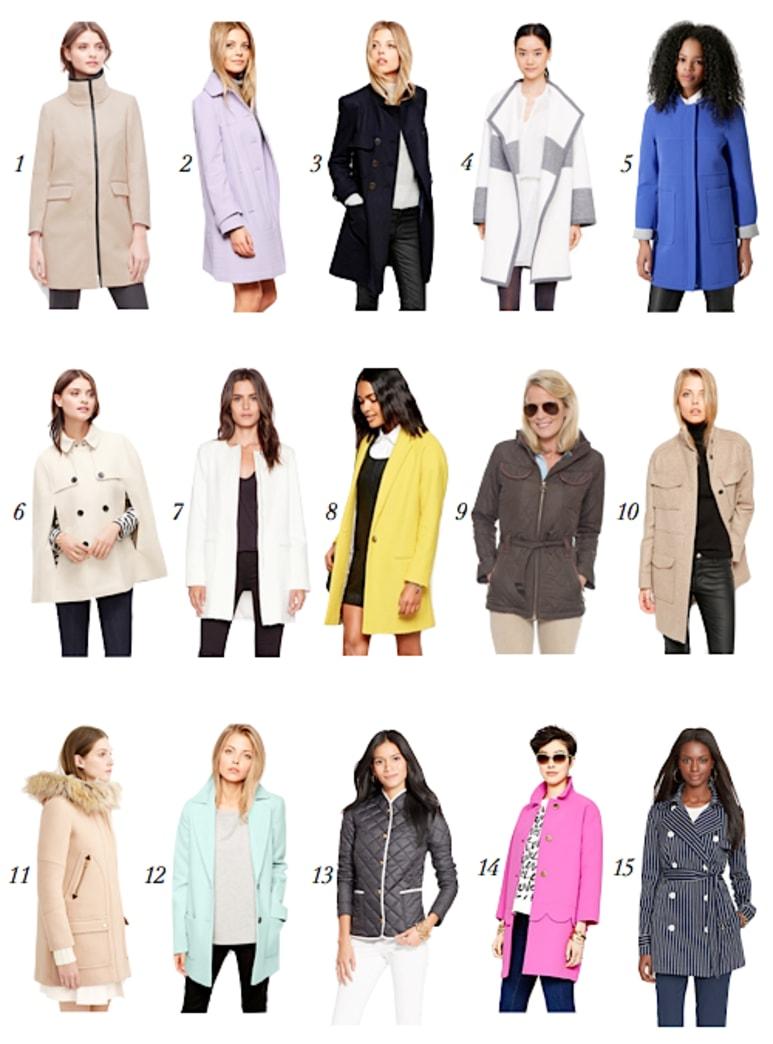 15 chic winter coats