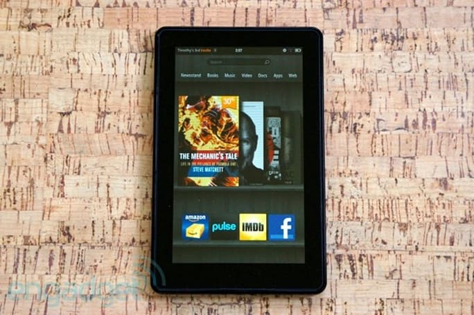 Amazon's new Kindle Fire set to debut in early August? (update: maybe July)