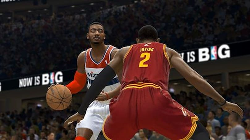 NBA Live 14 executive producer: 'We've got a lot of work to do'