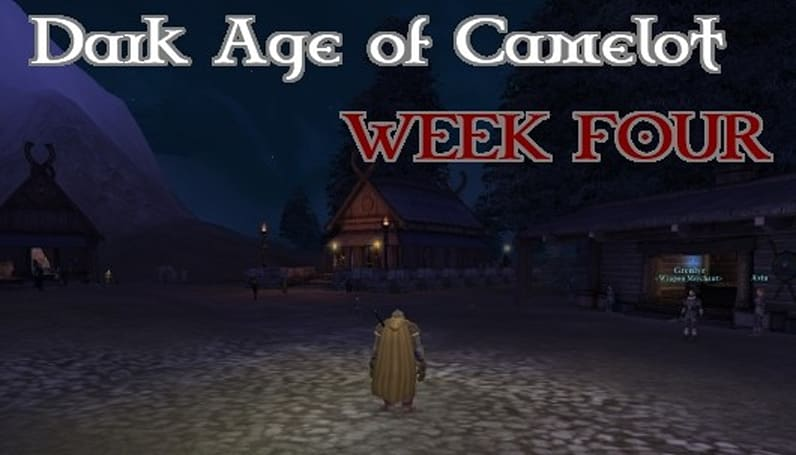 Choose My Adventure: Dark Age of Camelot, week four