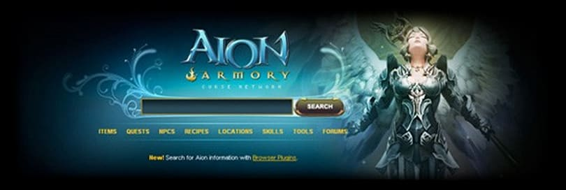 Aion NDA drop and first database revealed