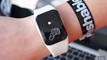 AirJamz is a wristband that turns air guitar into wear guitar