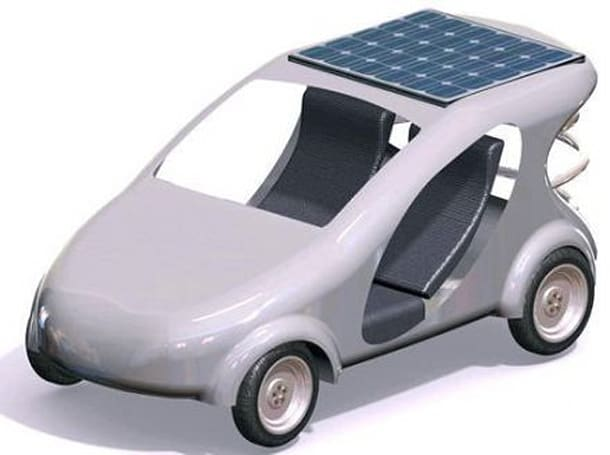Taiwanese solar car may not appeal to the fashion conscious