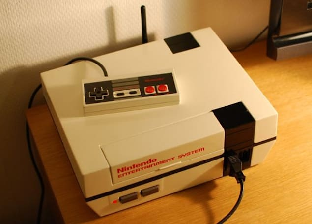 NES becomes an HTPC, turns your FOF upside down