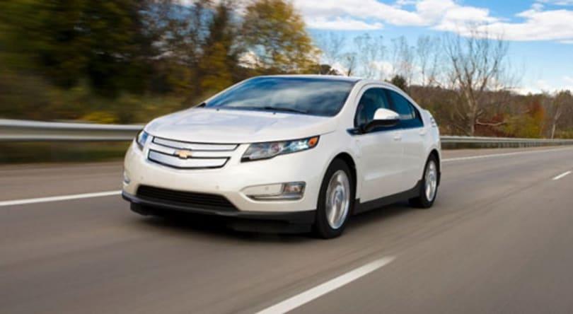 Chevy still has 6,000 unsold last-gen Volt hybrids