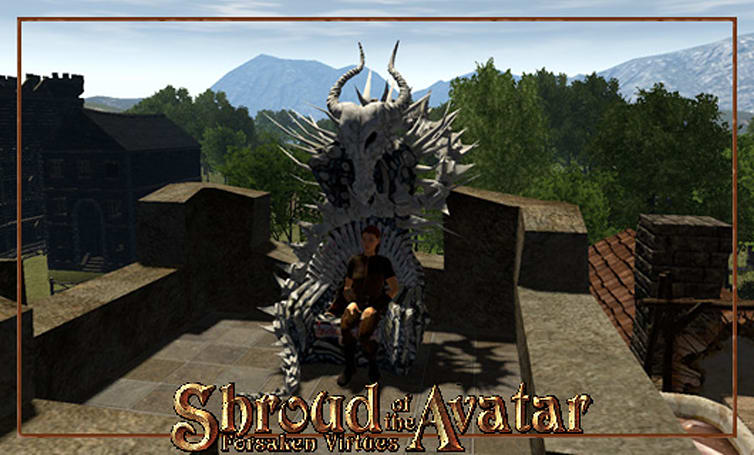 The Stream Team: Bounding through Shroud of the Avatar's bonus weekend