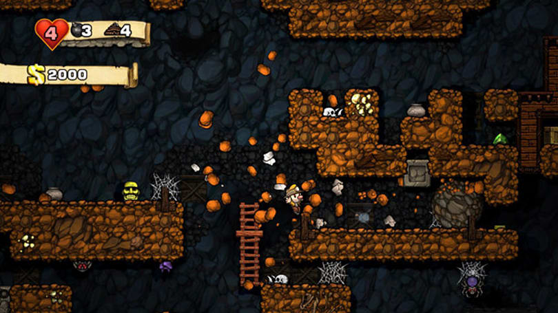 PSA: Last chance to grab Spelunky and more on PS Plus