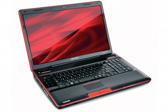 Toshiba Qosmio X500 landing September 26 with GTX 460M graphics and a $1,300 price tag