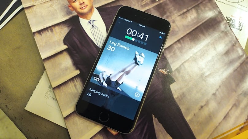 Runtastic Results wants to be the P90X of mobile apps
