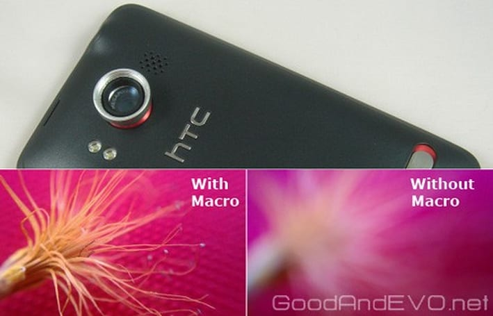 HTC EVO 4G meets magnetic macro lens, shoots gorgeous closeups