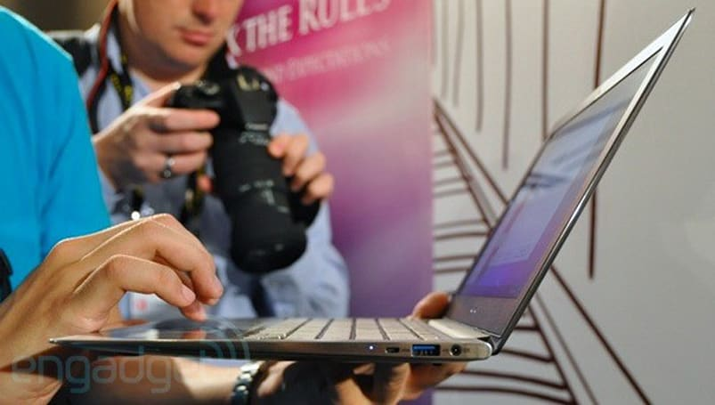 ASUS UX21 to be priced at less than $1,000, says Commercial Times