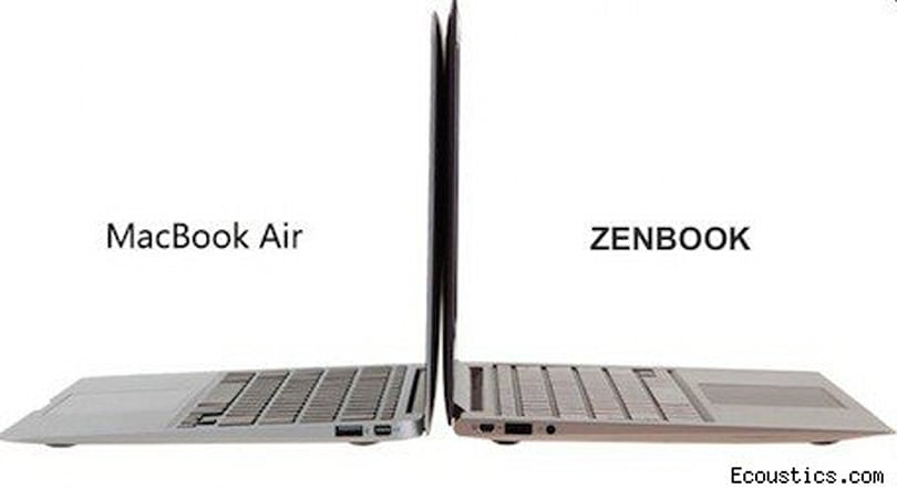 Apple forcing Pegatron to stop production of MacBook Air lookalike Zenbook