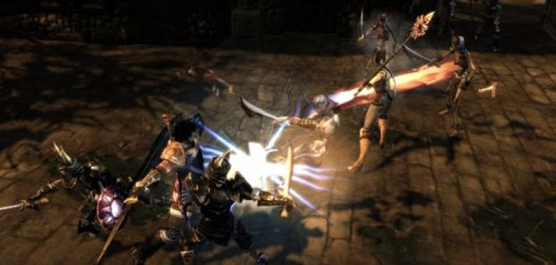 Obsidian plans Dungeon Siege 3 update with better PC controls