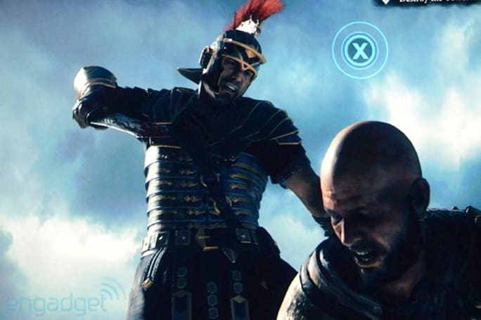Crytek's Ryse: Son of Rome demoed for Xbox One, available as launch title