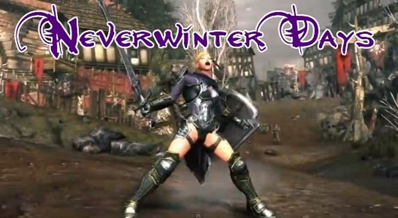 Neverwinter Days: Choosing your first class