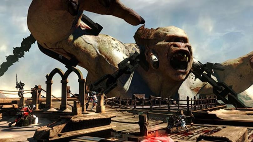 Buy God of War: Ascension, get a whole Pantheon of War free