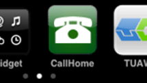 Call Home with Open URL