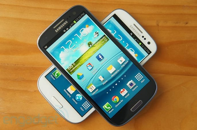 Apple adds Samsung's Galaxy S III, Galaxy Note and Galaxy Note 10.1 to ongoing patent lawsuit