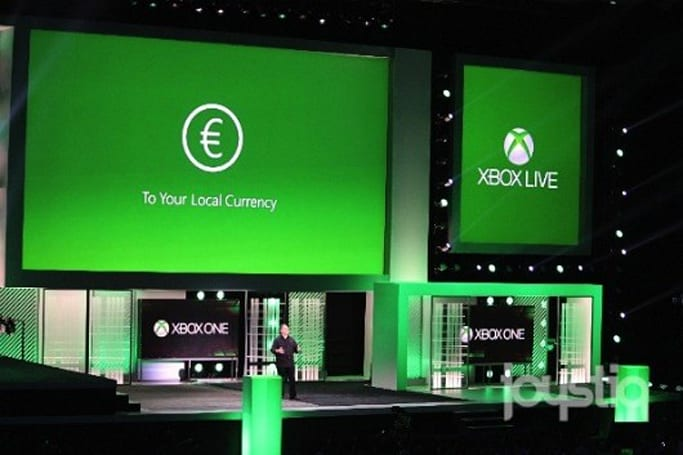 Real currency Xbox Gift Cards to replace MS Point cards