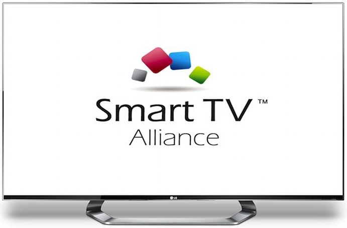 LG and Philips / TP Vision announce Smart TV Alliance for cross platform TV apps