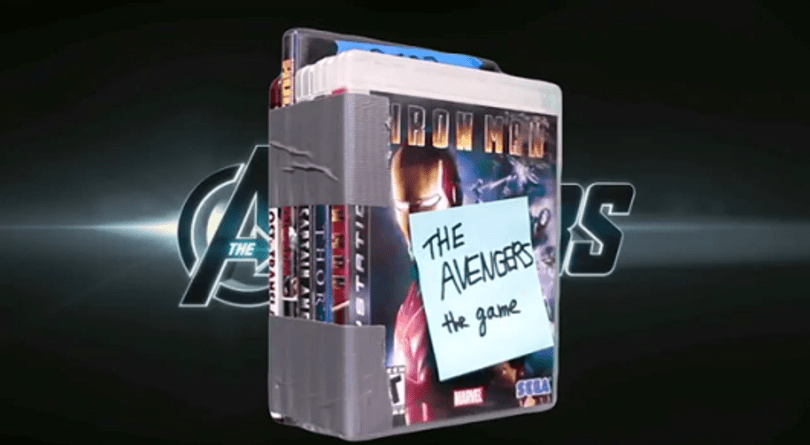 If The Avengers ever has a video game tie-in, we hope it's not like this