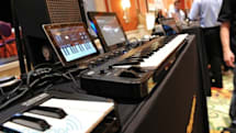 Line 6 Mobile Keys iDevice MIDI controllers hands-on (Video)